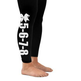 Cheer Leggings 5-6-7-8