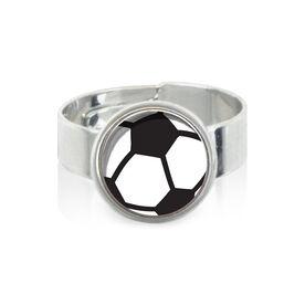 Soccer Ball SportSNAPS Ring