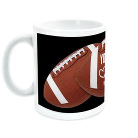 Football Ceramic Mug You're A Great Catch