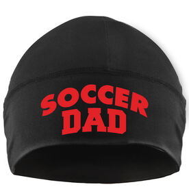 Beanie Performance Hat - Soccer Dad