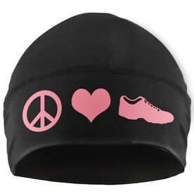 Run Technology Beanie Performance Hat - peace. love. run