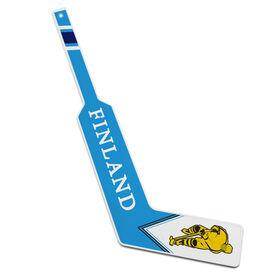 Knee Hockey Goalie Stick Finland