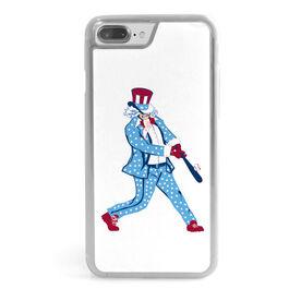 Baseball iPhone® Case - Stars And Stripe
