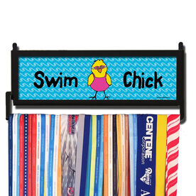 AthletesWALL Swim Chick Medal Display