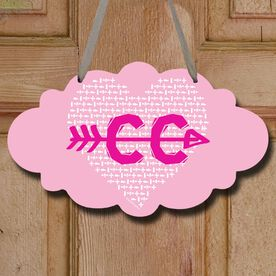 Cross Country Cloud Sign Cross Country Love