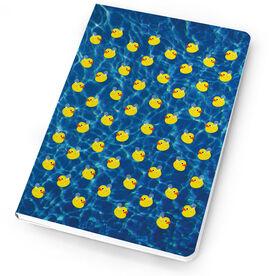 Tennis Notebook Rubber Ducky