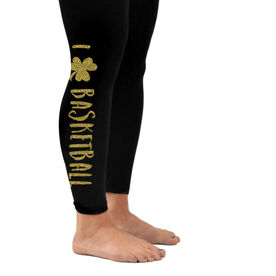 Basketball Leggings I Shamrock Basketball
