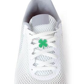 Four Leaf Clover - LaceBLING Shoe Lace Charm