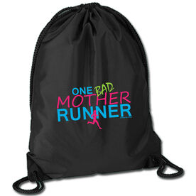 Running Sport Pack Cinch Sack One Bad Mother Runner