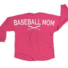 Baseball Statement Jersey Shirt Baseball Mom