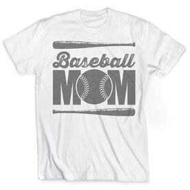 Vintage Baseball T-Shirt - Mom