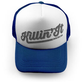 Triathlon Trucker Hat - Killin' it