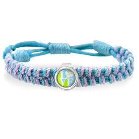 Love Lax Adjustable Woven SportSNAPS Bracelet