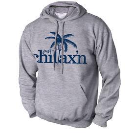 Lacrosse Standard Sweatshirt - Just Chillax'n
