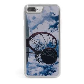 Basketball iPhone® Case - Basketball Hoop