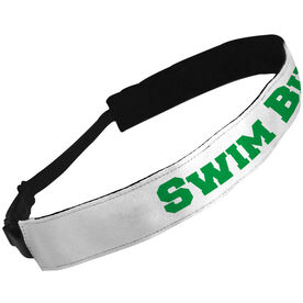 Julibands No-Slip Headbands Swim Bike Run (Text)