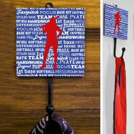 Softball Hook Softball Words