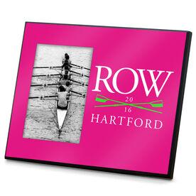Crew Photo Frame Row State Name