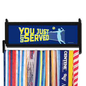 AthletesWALL You Just Got Served Medal Display