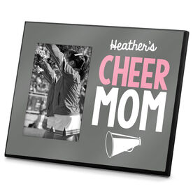 Cheerleading Photo Frame Cheer Mom