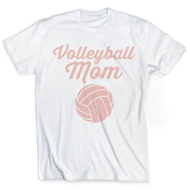 Vintage Volleyball T-Shirt - Volleyball Mom