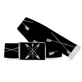 Crew Lifestyle Belt Crossed Oars