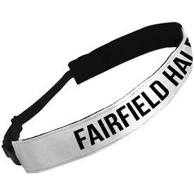 Julibands No-Slip Headbands Your Race Name