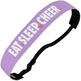 Cheerleading Julibands No-Slip Headbands - Eat Sleep Cheer