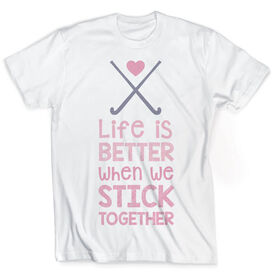 Vintage Field Hockey T-Shirt - Stick Together
