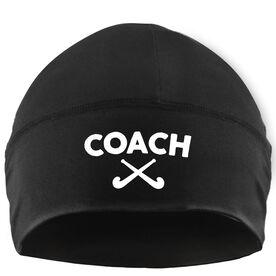 Beanie Performance Hat - Field Hockey Coach