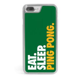 Ping Pong iPhone® Case - Eat. Sleep. Ping Pong.