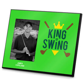 Golf Photo Frame King of Swing