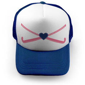 Field Hockey Trucker Hat - Stick Together
