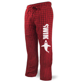Swimming Lounge Pants Swim With The Sharks