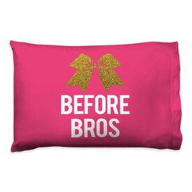 Cheerleading Pillowcase - Bows Before Bros