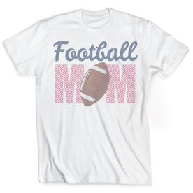 Vintage Football T-Shirt - Mom