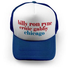 Baseball Trucker Hat - Mantra Chicago