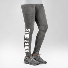 Swimming Performance Tights Sync Dont Sink