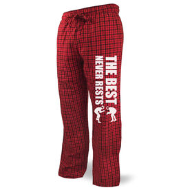 Wrestling Lounge Pants The Best Never Rests