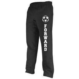 Soccer Forward  Fleece Sweatpants