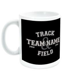 Track & Field Ceramic Mug Team