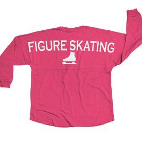 Figure Skating Statement Jersey Shirt Figure Skating