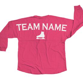 Figure Skating Statement Jersey Shirt Figure Skating Team Name