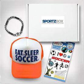 Soccer SportzBox Gift Set- Slide Tackle