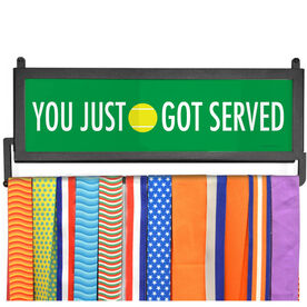 AthletesWALL Medal Display - You Just Got Served