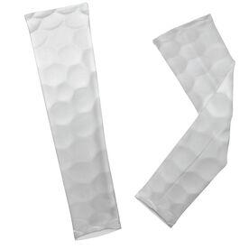 Golf Dimples Arm Sleeves