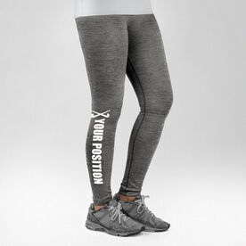 Field Hockey Performance Tights Your Position