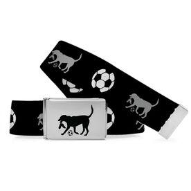 Soccer Lifestyle Belt Sammy The Soccer Dog