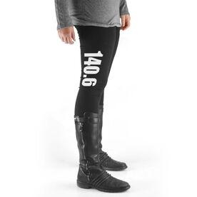 Triathlon High Print Leggings 140.6