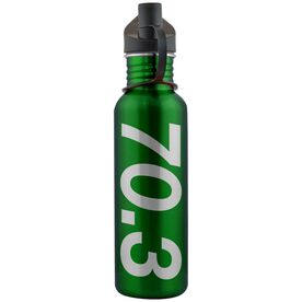 70.3 24 oz Stainless Steel Water Bottle